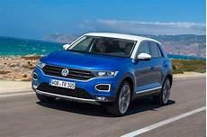 New Volkswagen T Roc 2 0 Tdi Diesel 2017 Review Auto Express