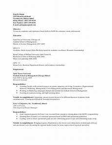 paul bujak resume bullet point 06 14 2009