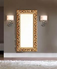 miroir mural miroir mural en gris ou dor 233 laqu 233 design