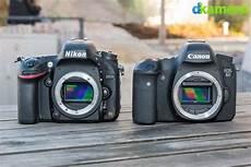 Nikon D610 Und Canon Eos 6d Im Vergleichstest Teil 1