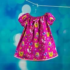 kinderkleid selber nähen m 228 dchen kleid n 228 hen