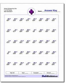 probability worksheets 5798 doubles plus one division worksheets division printables mathprintables mathworksheets