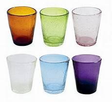 bicchieri villa d este confezione 6 bicchieri acqua cancun villa d este
