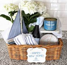 Home Decor Gift Basket Ideas by Housewarming Gift Basket Ideas Exles And Forms