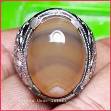 sulaiman motif huruf o j i jual batu akik junjung derajat pas dikantong di lapak artreu gems ladystone