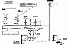 fan relay wiring diagram pcm solved fuel relay and cooling fan relay troubleshooting on 1997 ford thunderbird