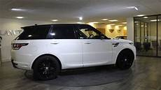 range rover sport 2015 white with black leather lawton