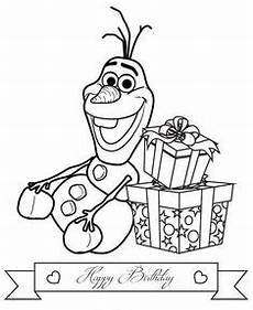 frozen characters olaf and sven coloring page frozen