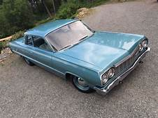 1964 Impala Biscayne 496 Pro Street 4 Speed Cruiser Show
