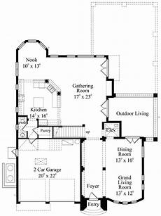 2 story mediterranean house plans two story mediterranean home plan with master suite