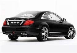 Brabus Mercedes Benz CL 500 & S500 4Matic Are Here