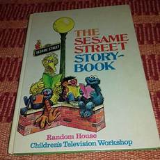 random house classic children s books other antiques collectables the sesame story book random house children television workshop