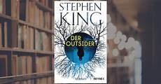 Stephen King Der Outsider - stephen king der outsider heyne verlag hardcover