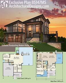 7 Modern House Plans Sles Modern Home