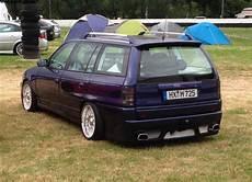 Opel Astra F Caravan Bluecaravan Tuning Community