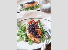 sugar and spice turkey breast with peach chutney_image