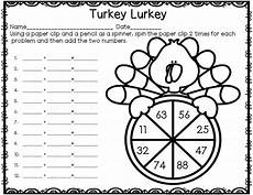 turkey addition and multiplication sle tpt free lessons thanksgiving math worksheets