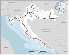 Maut In Kroatien 2019 Mautgeb 252 Hren Nach