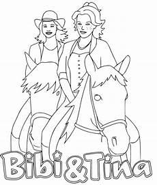 Malvorlagen Bibi Und Tina Chords Bibi Und Tina Ausmalbilder In 2020 Mit Bildern