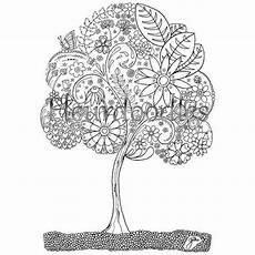 Ausmalbilder Erwachsene Baum Hey I Found This Really Awesome Etsy Listing At Https