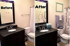 five steps to an easy bathroom makeover honeybear lane