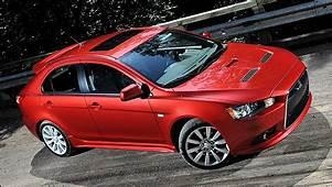 2009 Mitsubishi Lancer Sportback Ralliart Review Editors