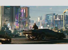 cyberpunk gameplay 4k