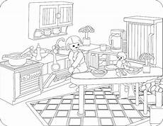 free playmobil coloring sketch coloring page