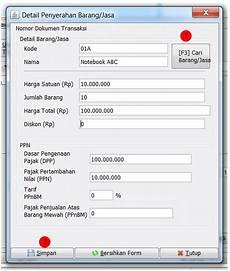2 cara membuat faktur pajak elektronik dan manual carapedi id
