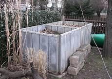 Kompostverkleidung Aus Beton Und Edelstahl