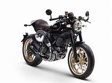 Ducati Scrambler Cafe Racer Images