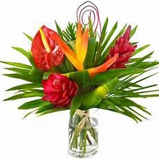 bouquet de fleurs exotiques livraison de fleurs tropicales de martinique pas cher