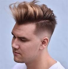 short sides long top men s haircut