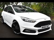 Ford Focus 2 - used ford focus 2 0t ecoboost st 2 5dr frozen white 2016