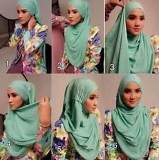 Cara Memakai Jilbab Pashmina Simple Modis Dan Mudah