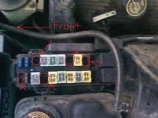 1997 ford thunderbird fuse diagram ford thunderbird questions what fuses are these cargurus
