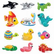jouets de bain animaux gonflables intex 58590 pas cher en