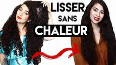 Lisser Ses Cheveux Sans Chaleur Le Kardoune