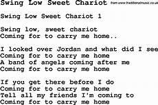 swing low sweet chariot lyrics it was not a story to pass on upsilamba