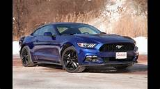 2015 ford mustang ecoboost review youtube