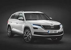 Skoda 7 Sitzer - skoda kodiaq 7 seater suv unveiled confirmed for india