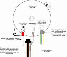 Diy Auto Repair For Everyone 3g Alternator Upgrade Ford