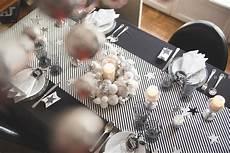 Deco Noel Noir Blanc Argent Boutique Porcelaine