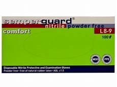semperguard 174 nitril comfort new generation gr l 1x100