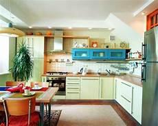 Contemporary Kitchen Interiors Modern Kitchen Interior Home Design