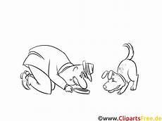 Malvorlage Detektiv Ausdrucken Kleine Hund Detektiv Bild Clipart Illustration Zum