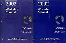 service manuals schematics 2002 ford e series engine control 2002 ford econoline van club wagon wiring diagram manual original