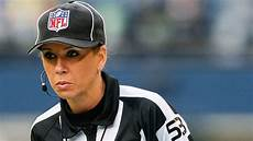 sarah thomas first female nfl playoff ref 5 fast facts