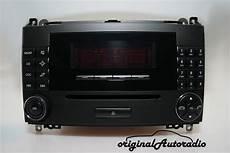 original autoradio de mercedes audio 20 cd mf2550 cd r