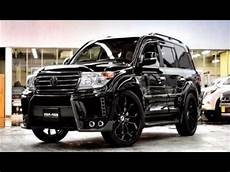 Toyota Land Cruiser 2017 New And Stylish Look Photo Review